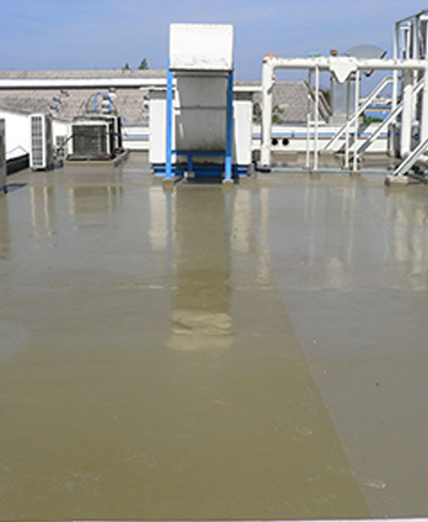 Waterproof for Slab Concrete